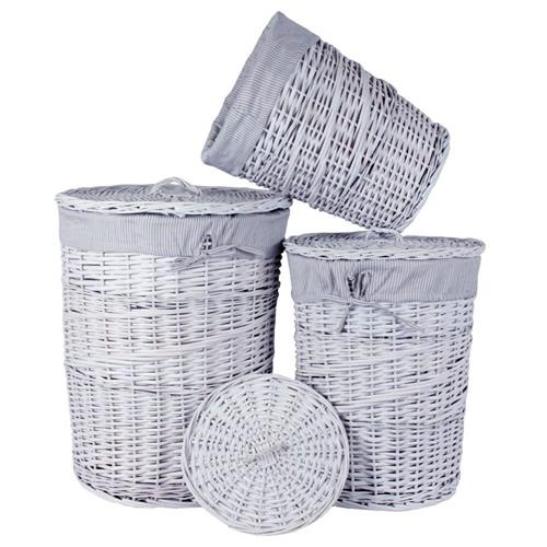 603228cf7 Koše na prádlo | T30-954 | Prútené košíky, prádlové koše | Kvety ...