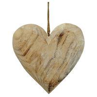 Drevené srdce, 18x19cm_1