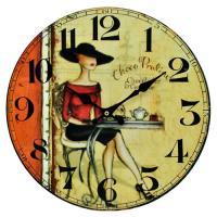 Nástenné hodiny, 34cm_1