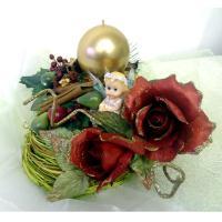 Vianočný svietnik Christmas Bliss_1