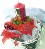 Vianočný aranžmán Winter love_1