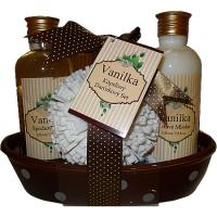 Kúpeľový darčekový set na keramickom podnose_1