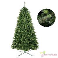Umelý vianočný stromček 3D jedlička, 180cm_1