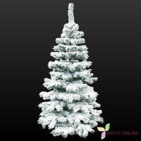Zasnežený vianočný stromček, 120cm_1