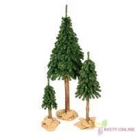 Vianočný stromček smrek v jutovine, 125-170cm_1