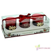 Voňavé vianočné sviečky - fresh cotton_1