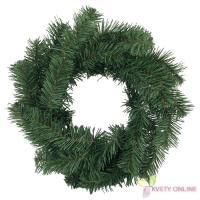 Vianočný čečinový veniec, ø30cm_1