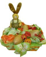 Veľkonočná dekorácia Happy Rupert_1