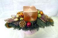 Vianočný svietnik Honey Christmas_1