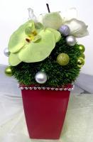 Vianočný aranžmán Heavenly Peace_1