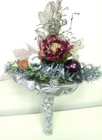 Vianočná kytica, 55cm_1