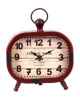 Kovové hodiny na stôl_1