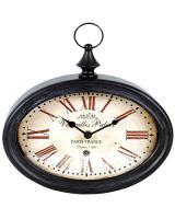 Závesné kovové hodiny, 28cm_1