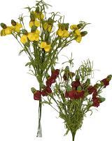 Kytice poľných kvetov, 47cm / 4ks_1